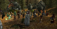 Fellowship Walk: Last Bridge to Rivendell