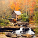 Glade Creek Grist Mill by ScenicScapes