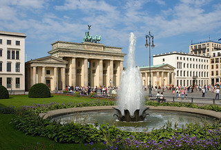 Puerta de Brandemburgo.