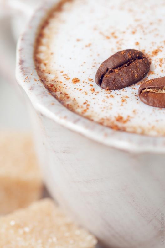 My morning cappuccino