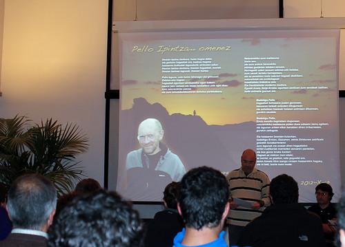 Celebracion 20 aniversario de Itsas Enara
