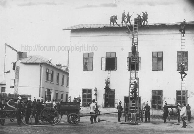 Pompierii Bucuresti