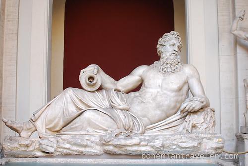 in the Vatican museum (2)