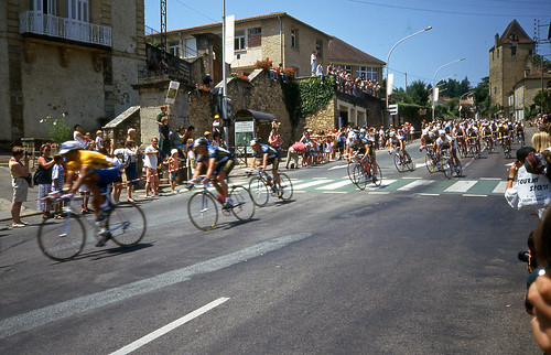 Tour de France, Sarlat, 1995