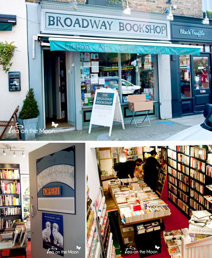 broadway bookshop market