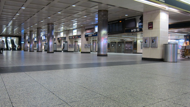 LIRR Concourse at Penn Station