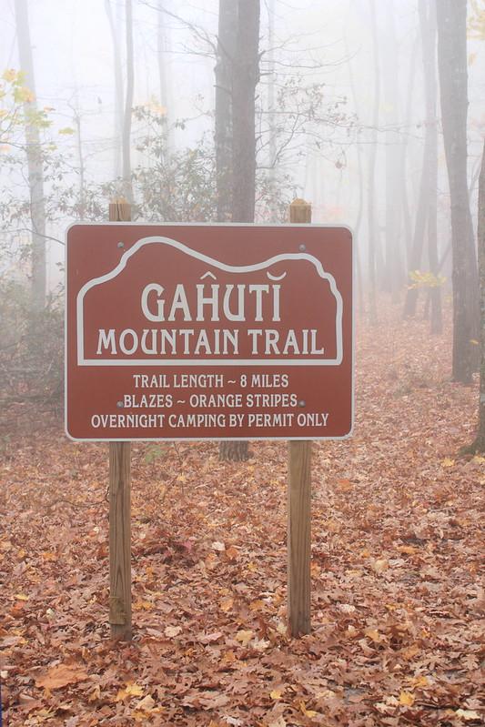 Gahuti Trail
