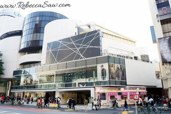 Japan day 1 - Shibuya & Harajuku  (45)