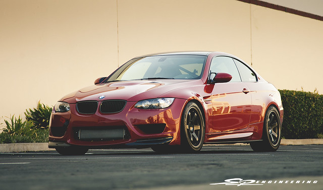 The R's Tuning VF Supercharged E92 M3
