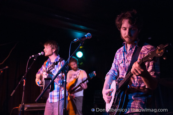 Goodnight Texas @ Cafe du Nord,LA 10/26/12