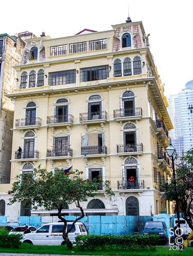 2012 10 27 Luneta Hotel