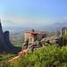 Roussanou Monastery 02 (EXPLORE)