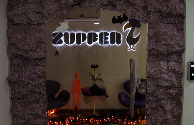 Halloween no Zupper 4