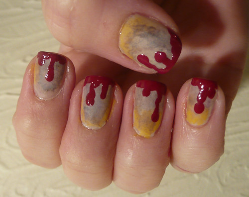 zombie nails 5