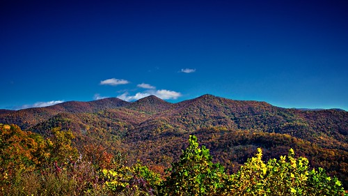 fall day foliage clear blueridgemountains blueridgeparkway ashevillenc canonef2470mmf28l canoneos5dmarkiii pwfall