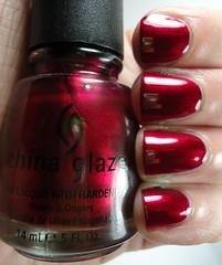 China Glaze Thunderbird