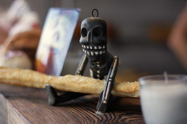 Día de Muertos.