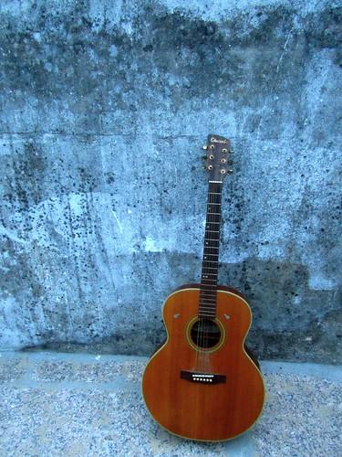 Et ma guitare by JoseAngelGarciaLanda