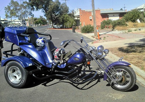2009 Oztrike Motorcycle
