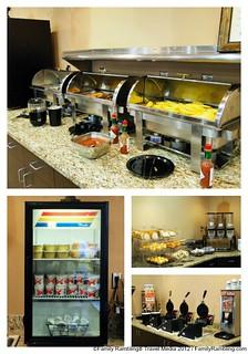 Breakfast Offerings at Best Western Plus Bloomington at Mall of America