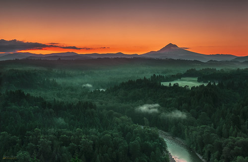 oregon sunrise nikon pacific northwest mount evergreen cascades mthood hood sandyriver blackcard jonsrud sandyor mounthoodscenicbyway d800e
