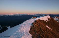 Monte Pizzuto in invernale