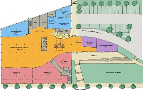 CLAC 1st floor 010509