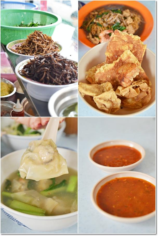 Yong Tau Foo, Dumplings, Chili Sauce