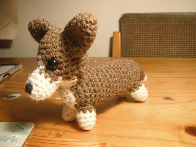 Amigurumi Corgi Flickr - Photo Sharing!
