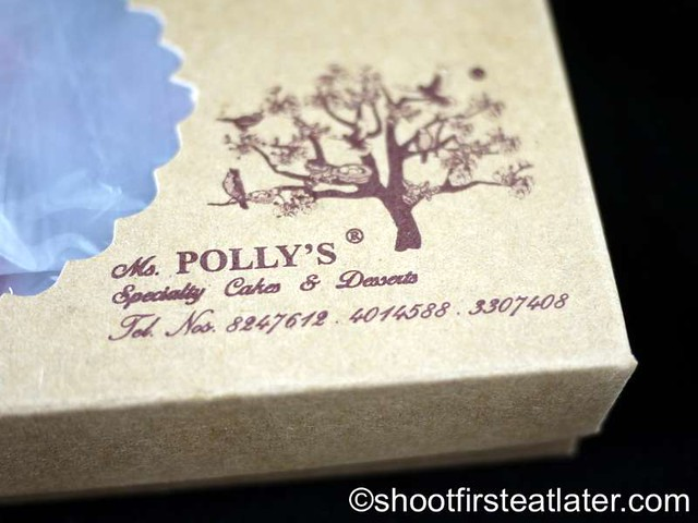 Ms. Polly's Cherry Brownies 12 pcs for P240-001