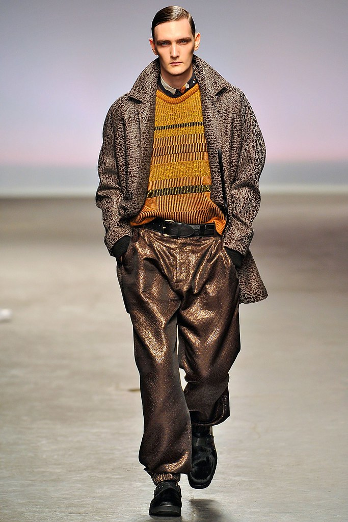 FW13 London James Long009_Yannick Abrath(GQ)