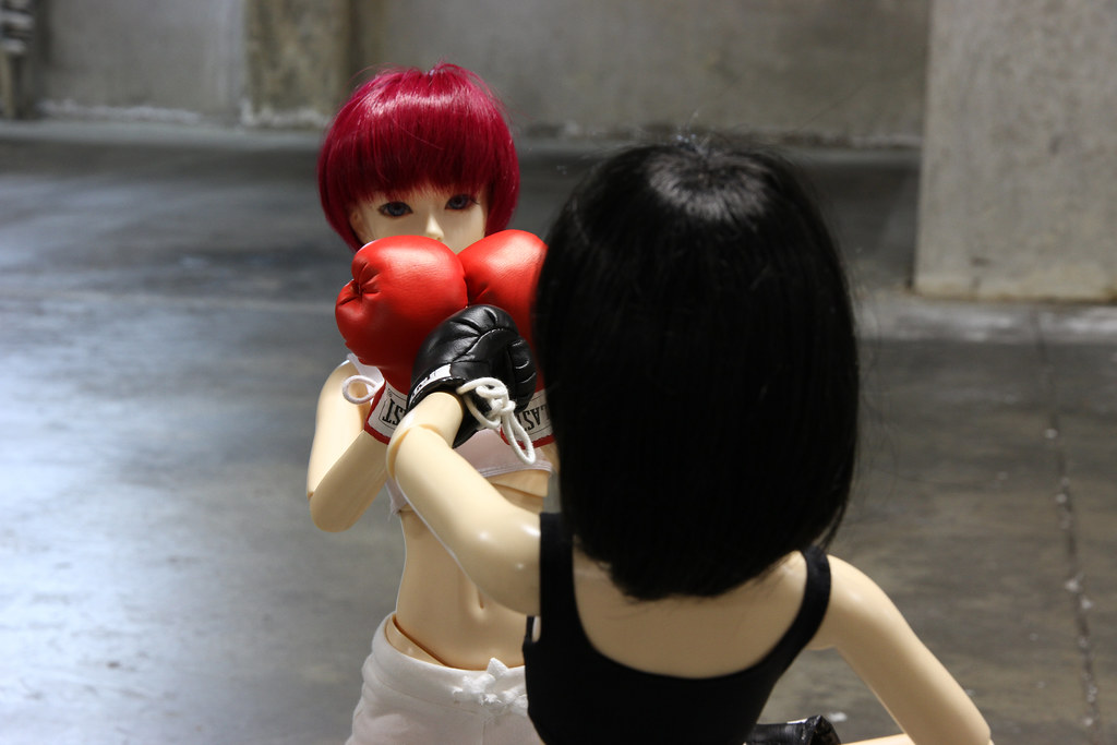 Girl's Fight Club 15