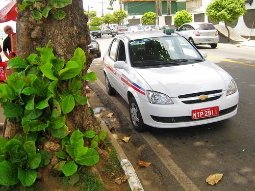 Chevrolet Corsa Taxi, Salvador (Bahia), Brasil