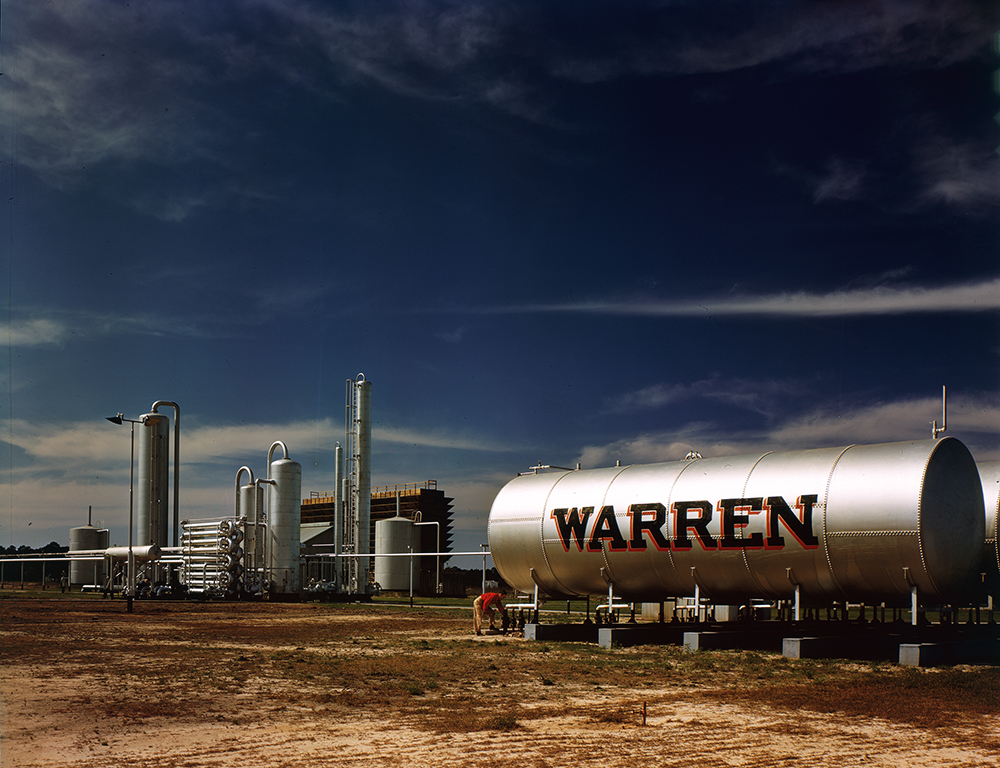 Warren Petroleum Co.