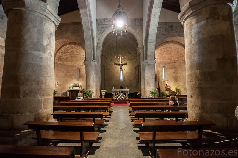 La iglesia circular de San Marcos en Salamanca