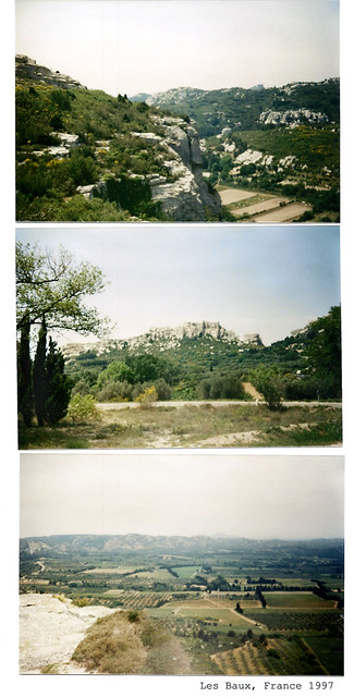 Les Baux of France 1997 by anitam.com
