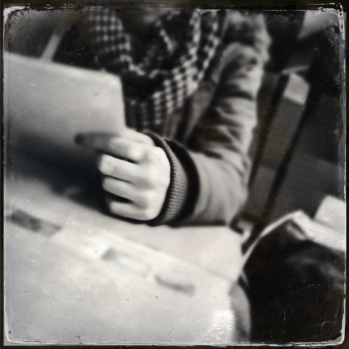 Reading by Davide Restivo