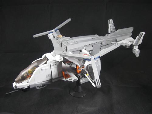 Halo Falcon