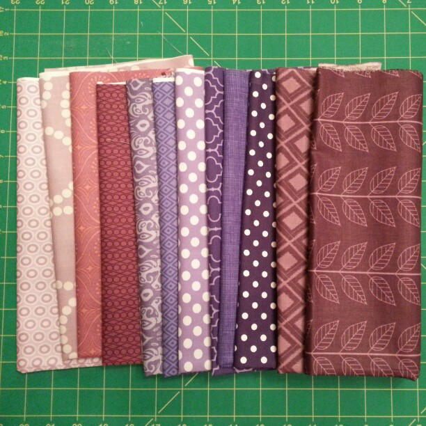 January Stack Stash Club from Pink Castle Fabrics!