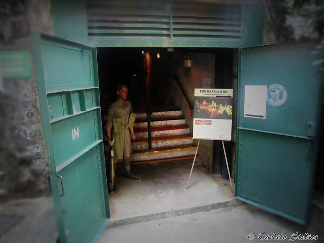 Fort Canning - The Sally Port 02
