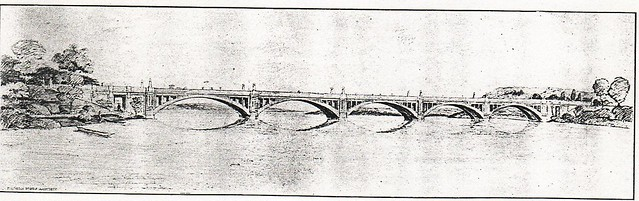 Report 1909 Bridge Drawing 1