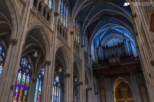 Basilique Saint-Epvre by Alexandre Prévot