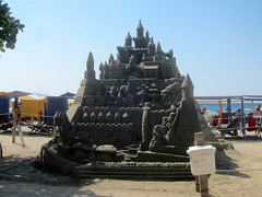 IMG_4010: Sand Castle