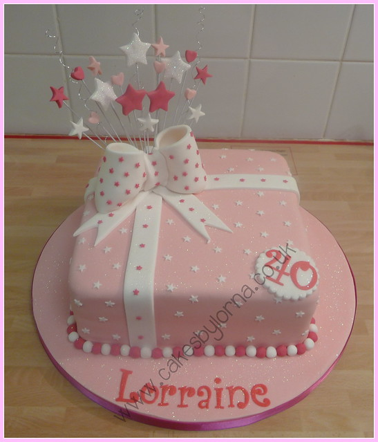 Handmade Birthday Cakes Ayrshire