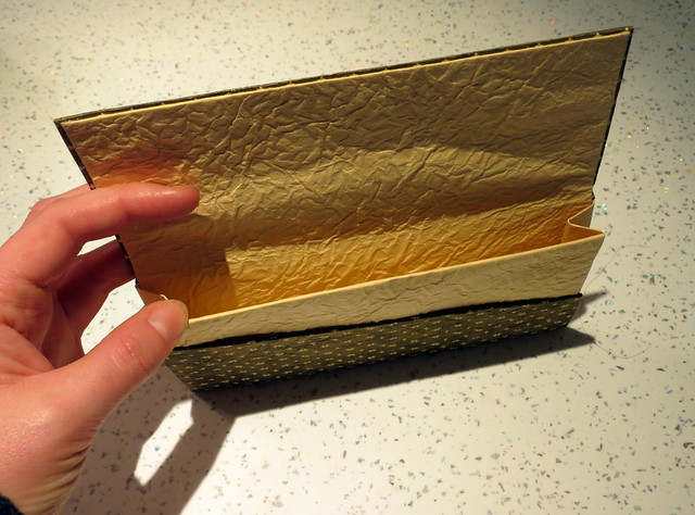 Washi paper wallet from The Japanese Shop