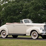 1941 Packard One-Ten Special Convertible Coupe