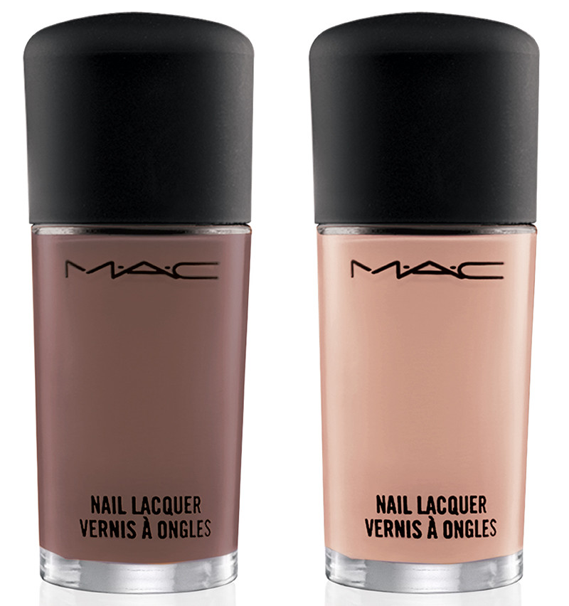mac strength nail lacquer