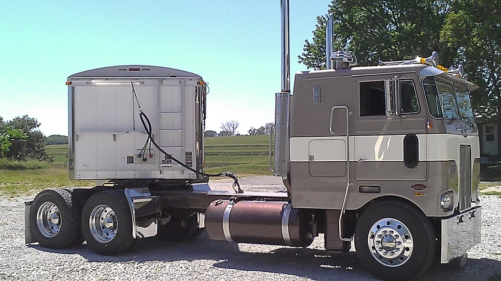 Image result for 1978 peterbilt cabover