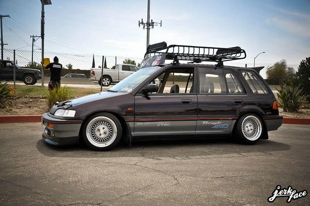 Honda Civic Shuttle Wagon Page 30
