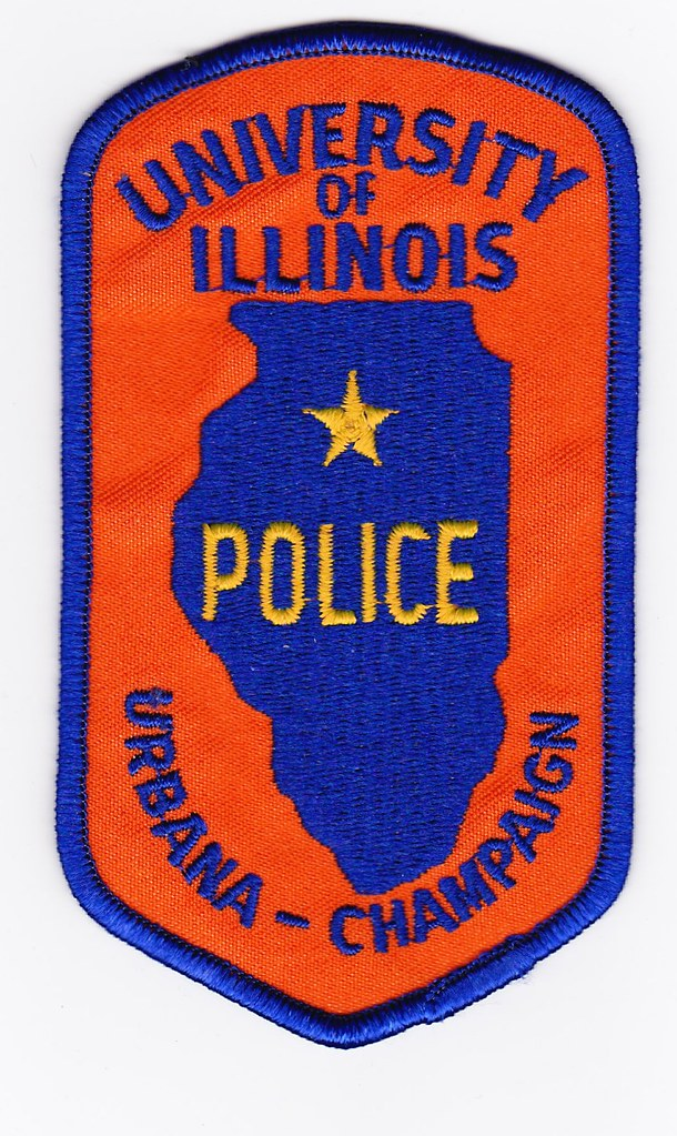 CLIFTON ILLINOIS IL POLICE PATCH